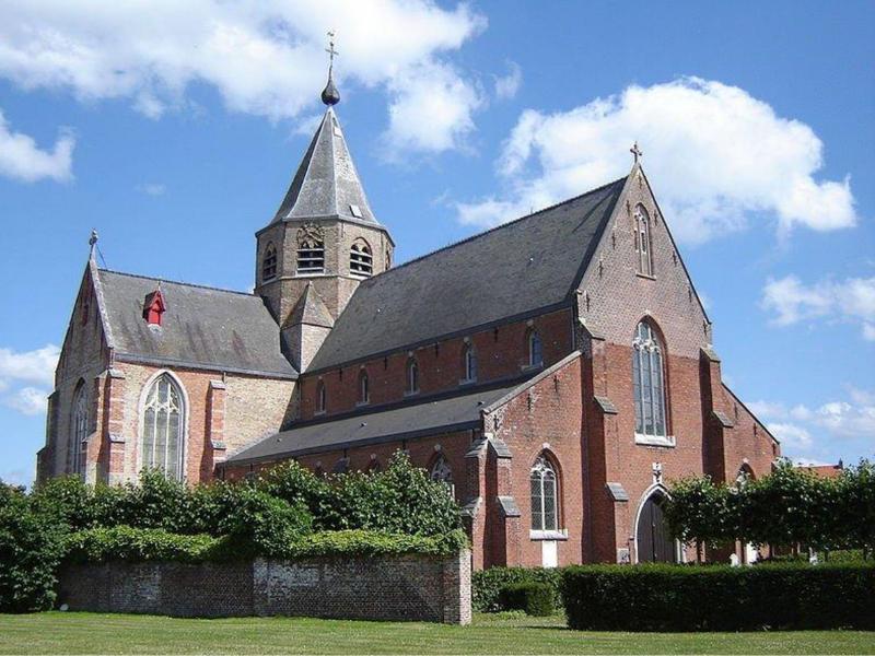Kerk Middelburg