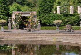 Comme vous le découvrirez dans les jardins d'Adegem, jardiner est un art.