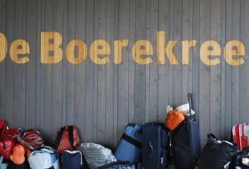 Water- en ruitersport op en rond de grootste kreek van Oost-Vlaanderen.