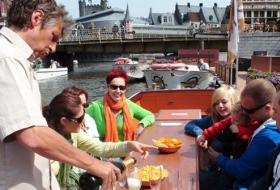Gent Watertoerist, aperitiefboot