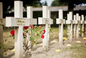 Militair kerkhof in Machelen