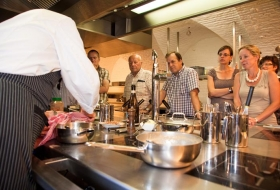 Kookworkshop in Sint-Laureins