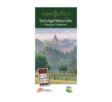 Een afbeelding van Getuigenheuvels Vlaamse Ardennen 2017