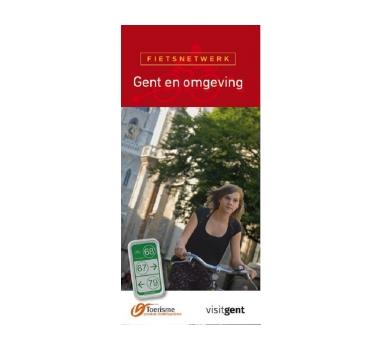 Een afbeelding van Fietsnetwerk Gent & omgeving  (nieuw 2018!)