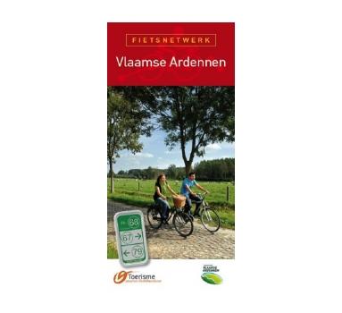 Een afbeelding van Fietsnetwerk Vlaamse Ardennen