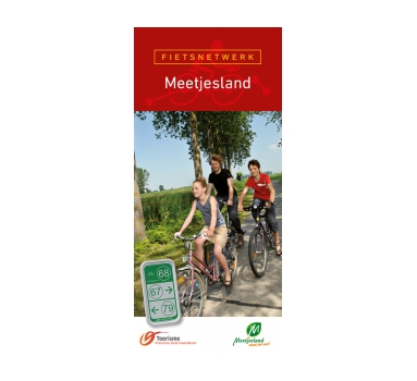 Een afbeelding van Fietsnetwerk Meetjesland ( nieuw voorjaar 2020)