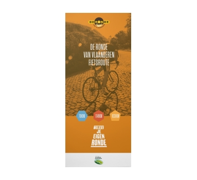Een afbeelding van Ronde Van Vlaanderenroute