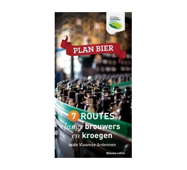 Een afbeelding van Plan Bier Vlaamse Ardennen