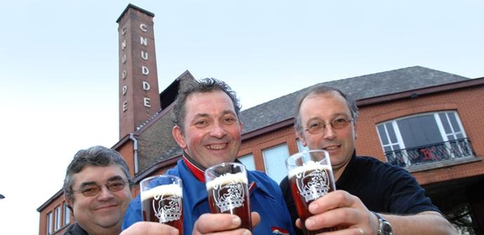 Bezoek Brouwerij Cnudde met Gidsen Vlaamse Ardennen Extra