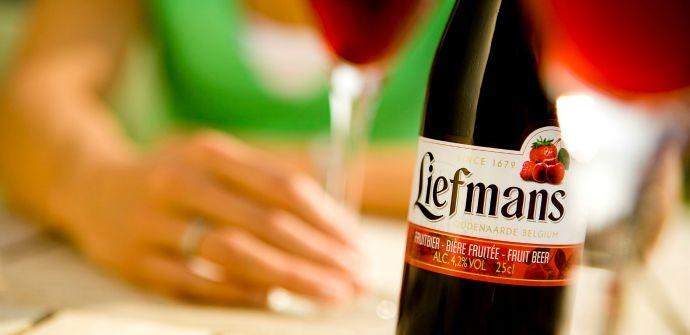Brouwerij Liefmans in Oudenaarde