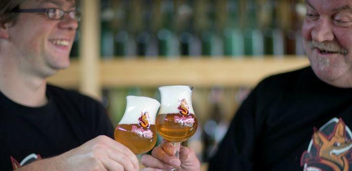 Brouwerij 't Kroontje in Denderbelle