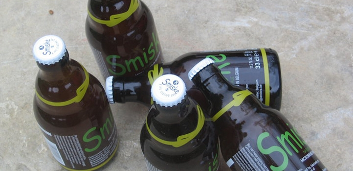 Brouwerij Smisje in Mater