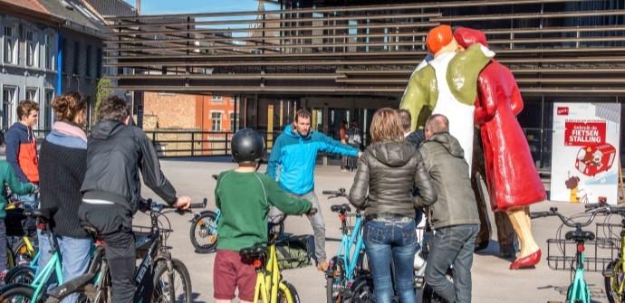 Een afbeelding van CityCycling Gent -  Begeleide fietstours