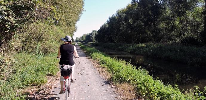 Een afbeelding van Canteclaer fietsroute