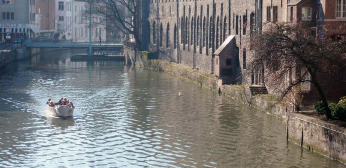 Een afbeelding van Gent Watertoerist
