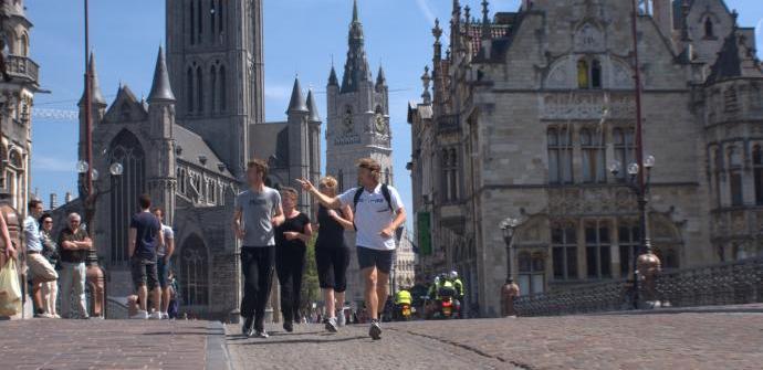 Jog-Tours Gent