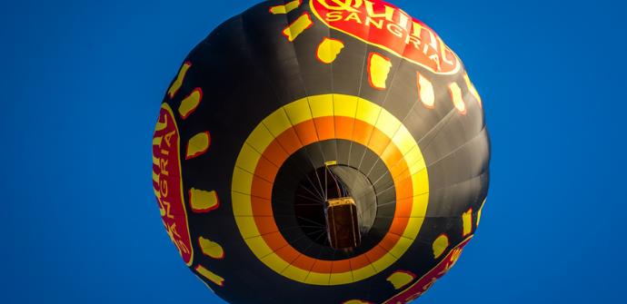 Een afbeelding van C-Air ballonvaarten