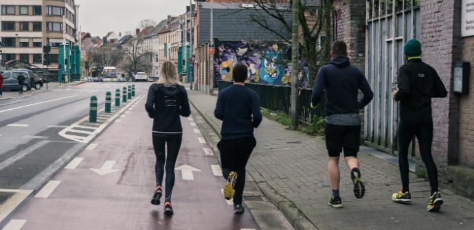 Een afbeelding van Actieve gidstoer per kajak of al joggend