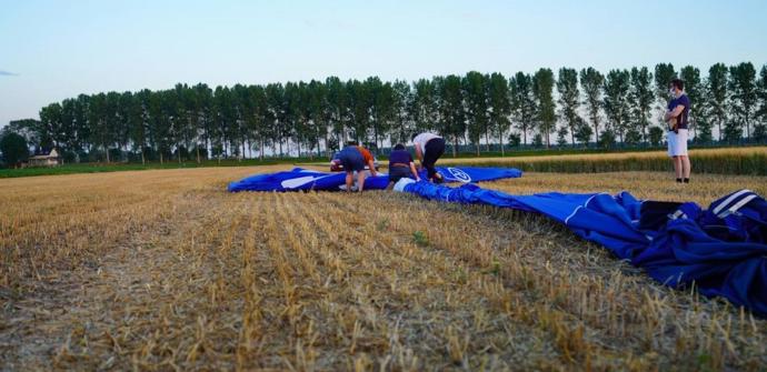 Een afbeelding van Up Ballooning