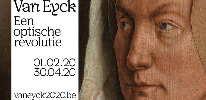 Een afbeelding van MSK: Van Eyck, een optische revolutie