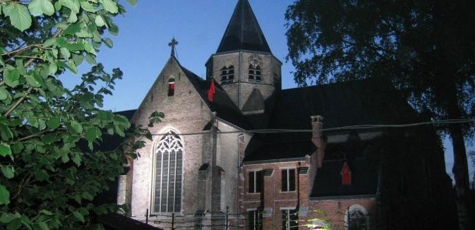 Al onder de weg... in Middelburg