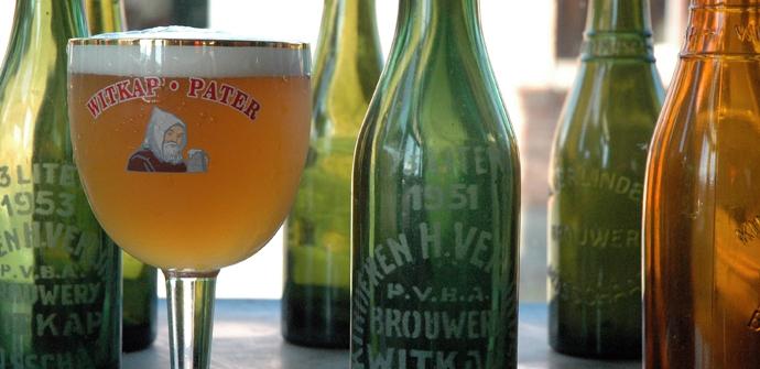 Witkap van Brouwerij Slaghmuylder