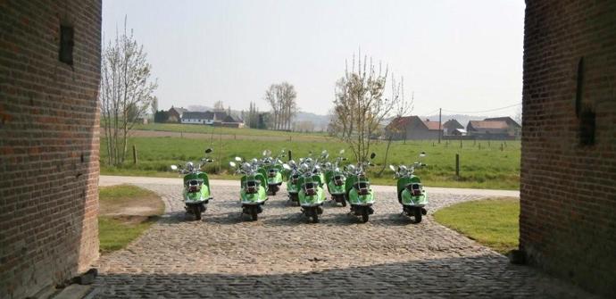 Scooters Pladutse 3, seminars & events in Melden