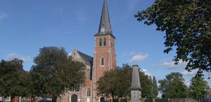 Kathedraal van het Noorden in Watervliet