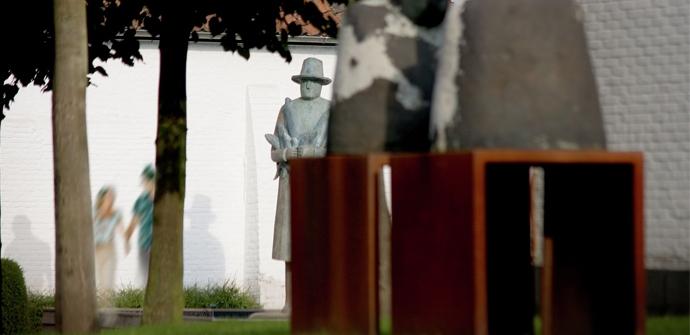 Een afbeelding van Albijn Van den Abeele wandelroute