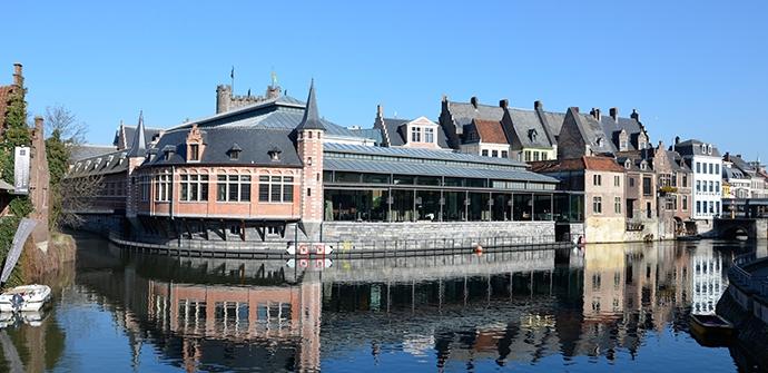 Een afbeelding van Toerisme Gent